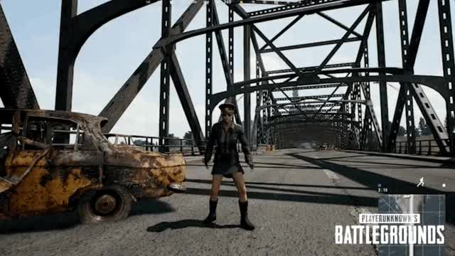 Watch PUBG 감정표현1 GIF on Gfycat. Discover more related GIFs on Gfycat