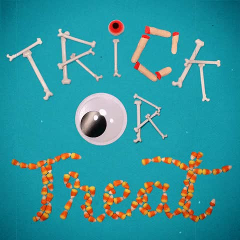 Watch and share Trick Or Treat GIFs and Halloween GIFs by Reactions on Gfycat