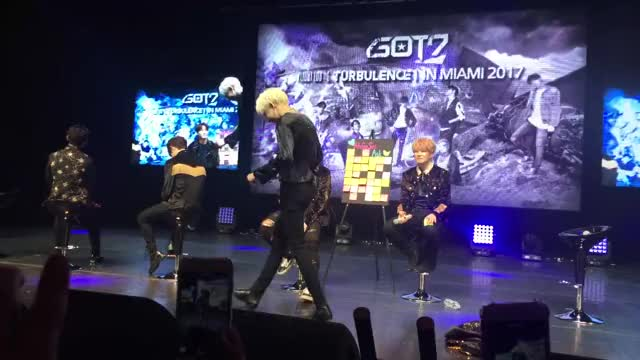 Watch Bambam's TT dance + Sexy dance from Jackson, Bambam - Got7 Turbulence in Miami 2017 GIF on Gfycat. Discover more got7, got7 in miami, got7 turbulence in miami GIFs on Gfycat