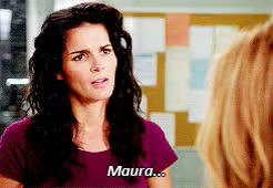 Watch Esther GIF on Gfycat. Discover more 30 Days of Rizzoli and Isles, Day 22, Heartbreaking moment, Rizzoli and Isles GIFs on Gfycat