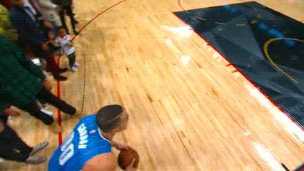 Watch and share Aaron Gordon — 2016 Slam Dunk Contest GIFs by Off-Hand on Gfycat