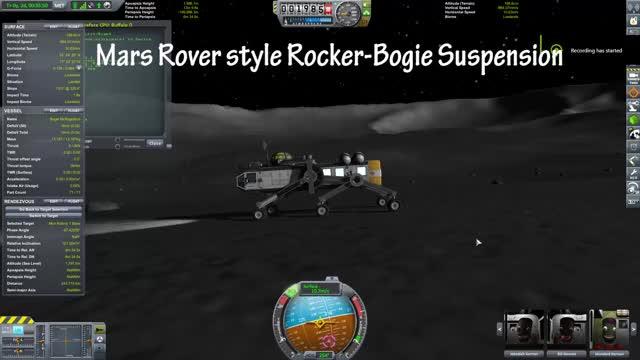 Watch Bogie McBogeface on the Mun GIF by Soda's KSP Builds and Crap (@sodapopinski) on Gfycat. Discover more KerbalSpaceProgram, kerbalspaceprogram, rover GIFs on Gfycat
