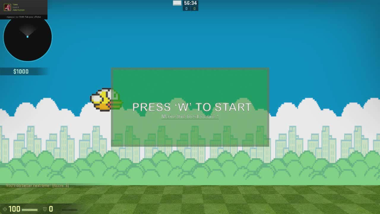 counter strike, Flappy The Bird GIFs