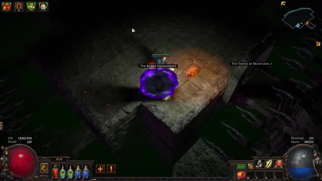 Watch and share Path Of Exile 2020-04-18 10-18-32 GIFs by gdoublev on Gfycat