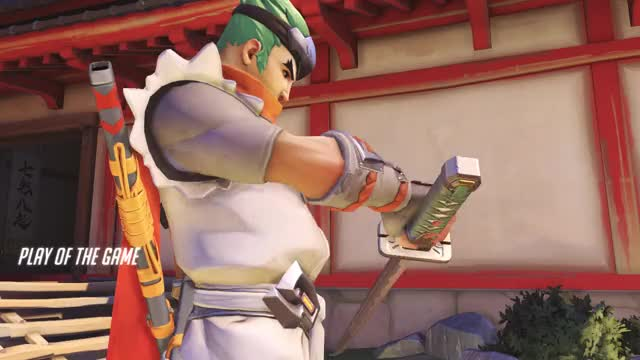 Watch blade GIF by @tankor on Gfycat. Discover more Overwatch, genji GIFs on Gfycat
