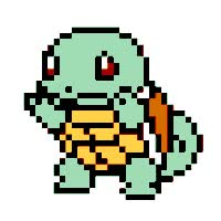 Watch and share Squirtle Pokemon Ugly Gross Photo: Squirtle 007Squirtleanimated.gif GIFs on Gfycat