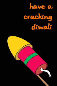 diwali, happy diwali, holiday, Have Cracking Diwali GIFs