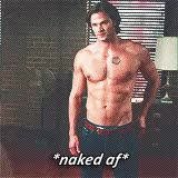 Watch this naked GIF on Gfycat. Discover more Sam Winchester, mine, samedit, spnedit GIFs on Gfycat