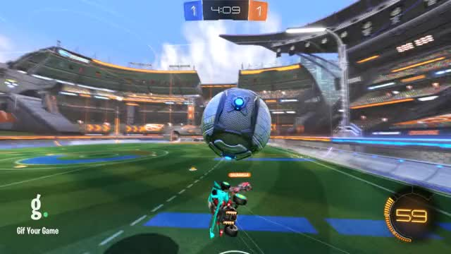 Watch Goal 3: Eschil GIF by Gif Your Game (@gifyourgame) on Gfycat. Discover more Eschil, Gif Your Game, GifYourGame, Goal, Rocket League, RocketLeague GIFs on Gfycat
