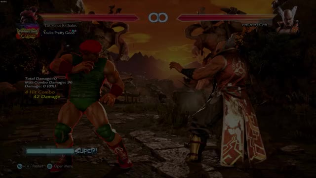 Watch and share TEKKEN 7  GIFs on Gfycat
