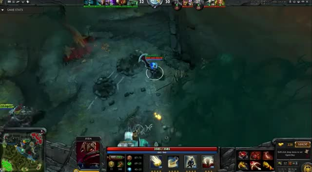 Watch and share Dota 2 GIFs and Sven GIFs on Gfycat