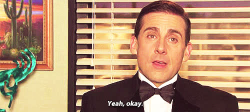 michael scott, okay, steve carell, the office, the office goodbye GIFs
