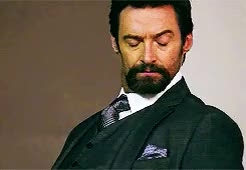 Watch and share Hugh Jackman GIFs and Model GIFs on Gfycat