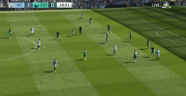 Watch and share Gundogan Long Pass Vs Tottenham 18-19 GIFs by FIFPRO Stats on Gfycat