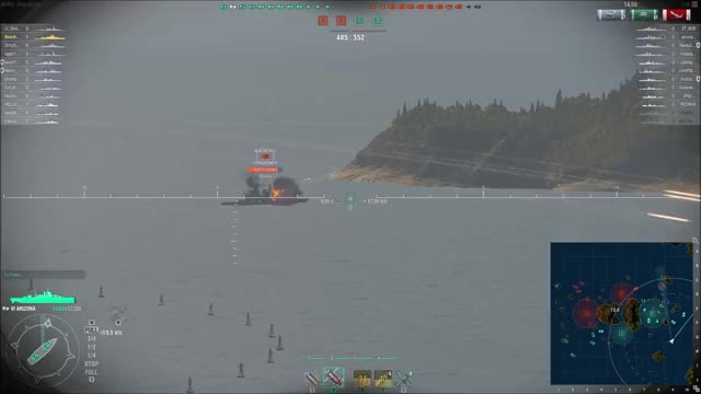 Watch and share World Of Warships GIFs by beerdicus on Gfycat