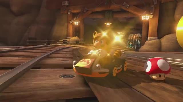 Watch Mario Kart - Tanooki Mario GIF by Mr. Panda (@mrpanda2002) on Gfycat. Discover more mario kart 8 deluxe, mario kart tanooki mario, tanooki mario GIFs on Gfycat