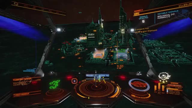 Watch and share You're In My Spot - Elite Dangerous GIFs by Derage on Gfycat