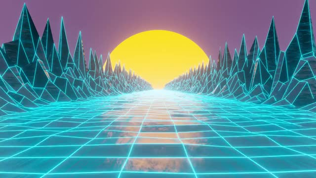 Watch and share Synthwave GIFs on Gfycat