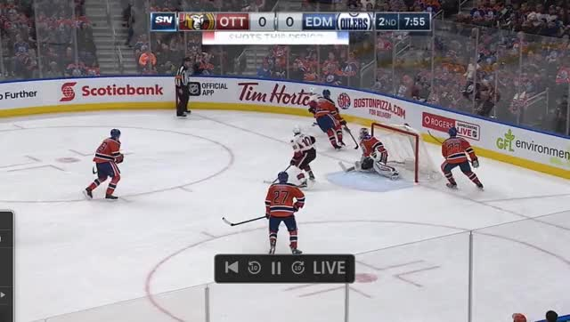 Watch and share Russell Defence GIFs by cultofhockey on Gfycat