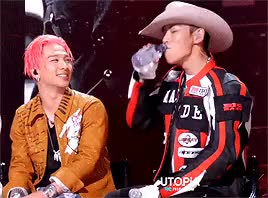 Watch and share Choi Seunghyun GIFs and Dong Youngbae GIFs on Gfycat