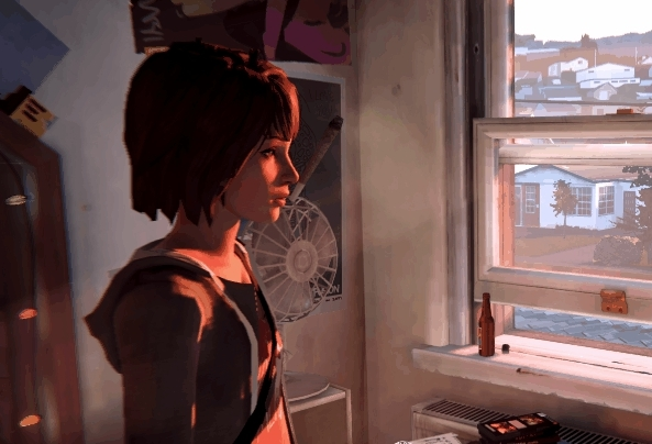 lifeisstrange, Max is a pothead (reddit) GIFs