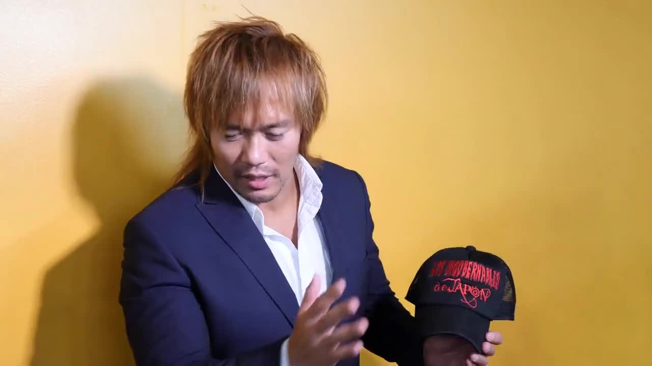 NJPW, Jonsuya Naito Part Five GIFs