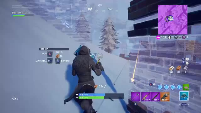 Watch Fortnite GIF by Xbox DVR (@xboxdvr) on Gfycat. Discover more Fortnite, InSovietRussia7, xbox, xbox dvr, xbox one GIFs on Gfycat
