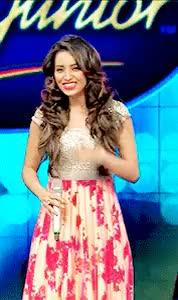 Watch and share Indian Idol Junior GIFs and Asha Negi GIFs on Gfycat