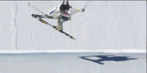 Watch and share Ski animated stickers on Gfycat