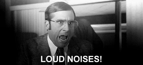 steve carell loud GIFs