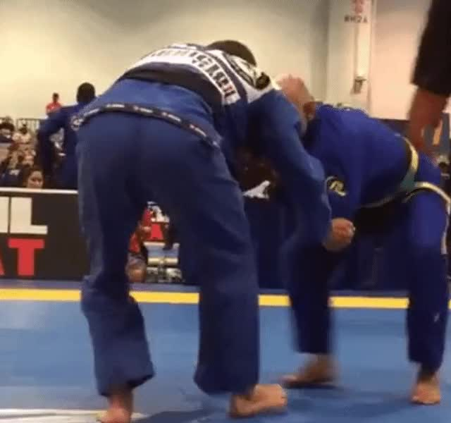 Watch Renato Tavares Foot Sweep GIF on Gfycat. Discover more bjj, judo GIFs on Gfycat