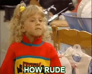 Watch and share Full House GIFs and Rude GIFs on Gfycat