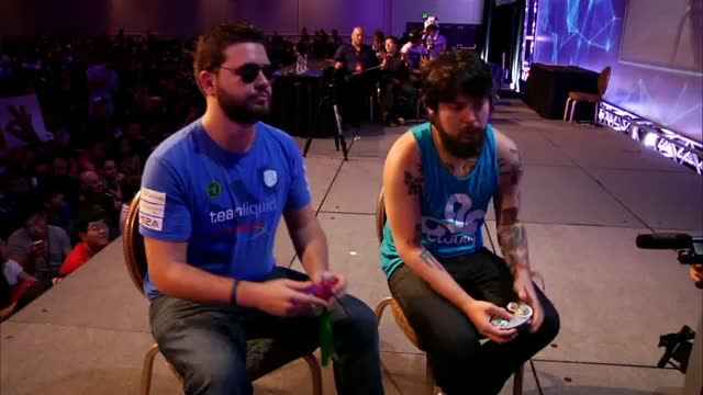 Evo 2015 - SSBM Top 8: C9 Mango vs TL Hungrybox