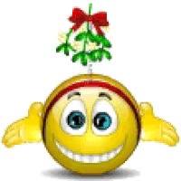 Watch and share Mistletoe GIFs on Gfycat