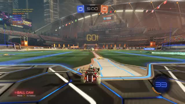 Watch and share Rocket League GIFs by kjintroverted on Gfycat