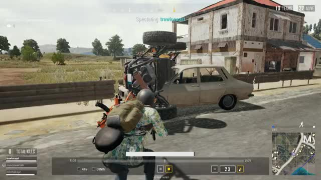 Watch and share Armored Dacia GIFs on Gfycat
