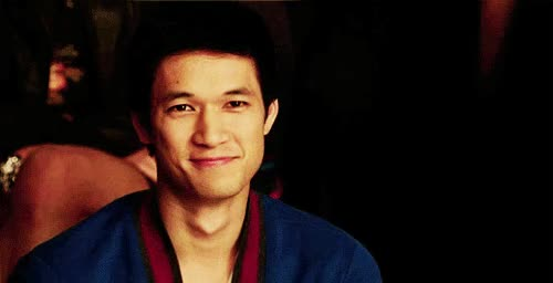 Watch and share Harry Shum Jr GIFs and What GIFs by Reactions on Gfycat
