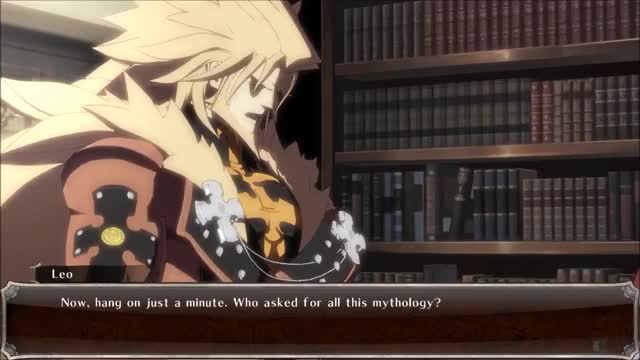 Watch Guilty Gear Xrd GIF on Gfycat. Discover more related GIFs on Gfycat