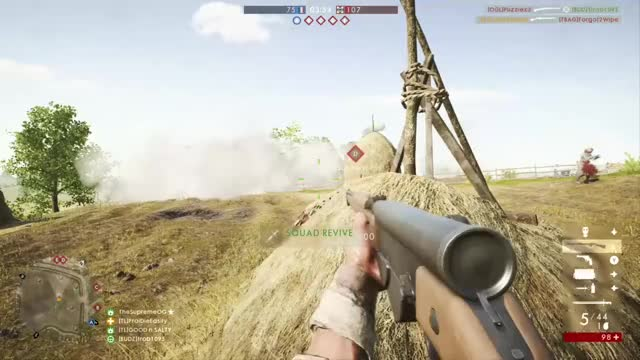 Watch Battleield One - Bait and Tackle a Trench Raider GIF by ProiDieEasily (@idieeasily) on Gfycat. Discover more BF1, BattlefieldOne, xbox GIFs on Gfycat