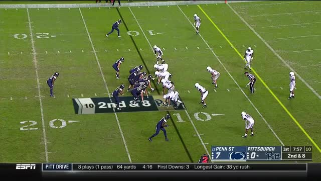 Watch and share Pittsburgh Panthers GIFs and Nittany Lions GIFs by bscaff on Gfycat