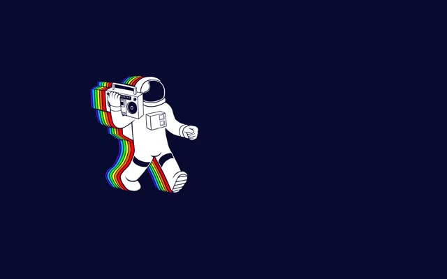 Watch and share Wall Paper GIFs and Astronaut GIFs on Gfycat