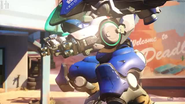 Watch and share Overwatch GIFs and Ultimate GIFs by Paul McGowan on Gfycat