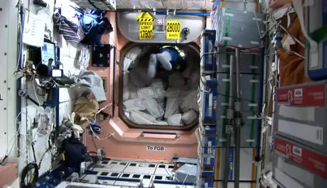 Watch astronaut GIF on Gfycat. Discover more astronaut GIFs on Gfycat