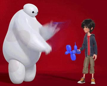 Watch Hiro and Baymax big hero GIF on Gfycat. Discover more related GIFs on Gfycat