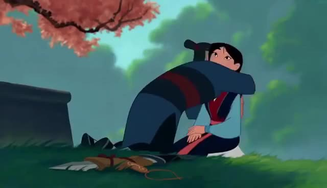 Watch and share Mulan Ending GIFs on Gfycat