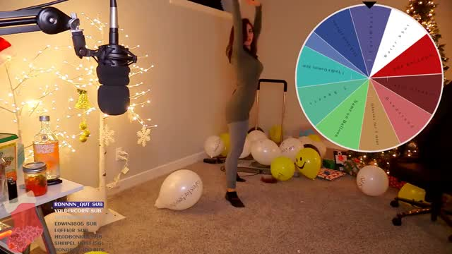 Alinity Playing IRL - Twitch Clips