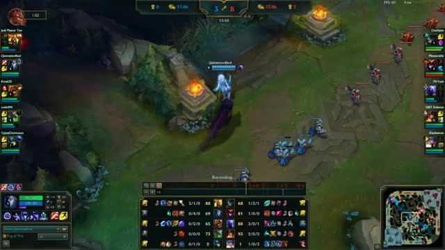 Watch and share Kindred Plays GIFs on Gfycat
