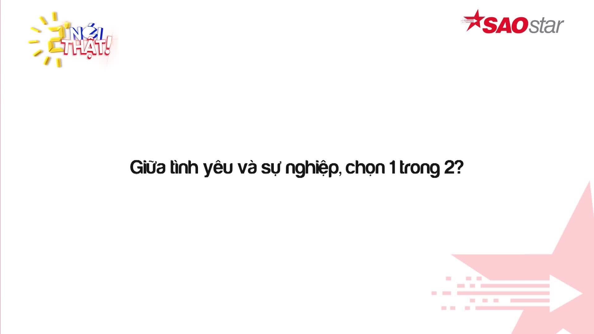 2 phút nói thật: Trịnh Thăng Bình lần đầu thừa nhận phẫu thuật thẩm mỹ