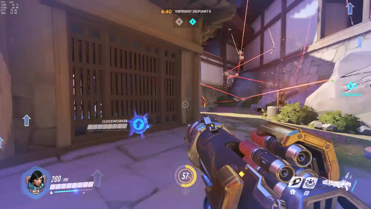 lag, overwatch, tick rate, Phara catched GIFs