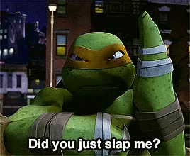 Watch and share Rise Of The Turtles GIFs and Donatello Hamato GIFs on Gfycat